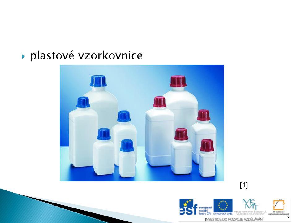 plastové vzorkovnice [1]